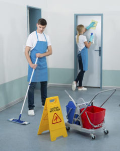 commercial cleaning office cleaning