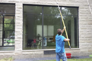 Window cleaning services rowlett
