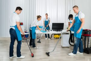 Commercial cleaning service Richardson, tx