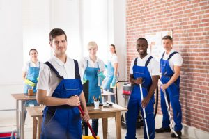 Addison Commercial cleaning service